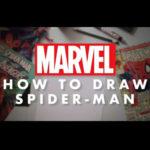 マーベル公式のキャラクター描き方講座の動画が公開
